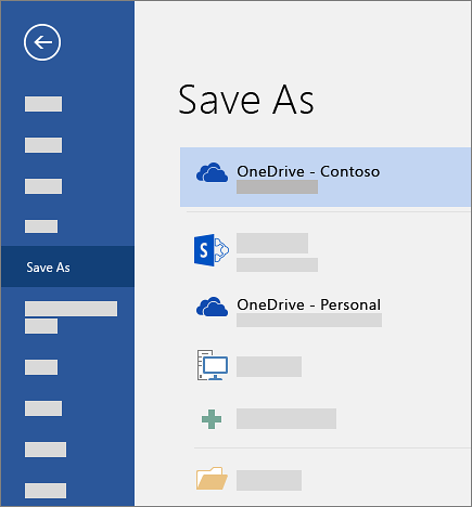 Shortcut key for Save As in MS Word 2010