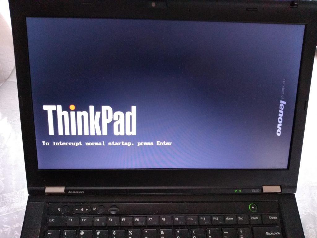 BIOS Windows 10 Lenovo