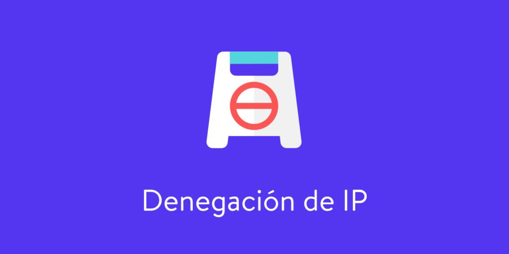 restrict WordPress admin access by IP.